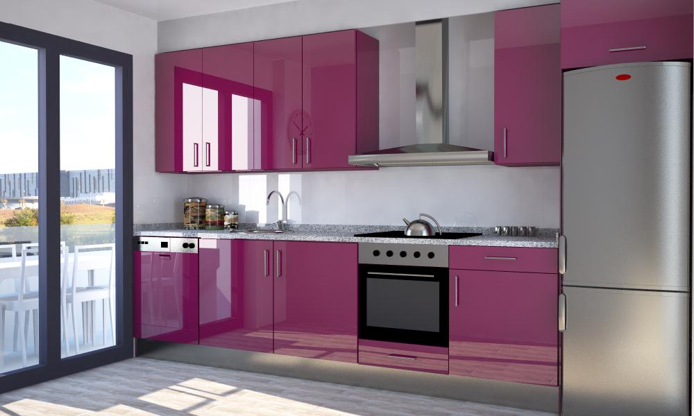 Colores de cocinas en prado de la vega nueva promoci n for Colores para gabinetes de cocina