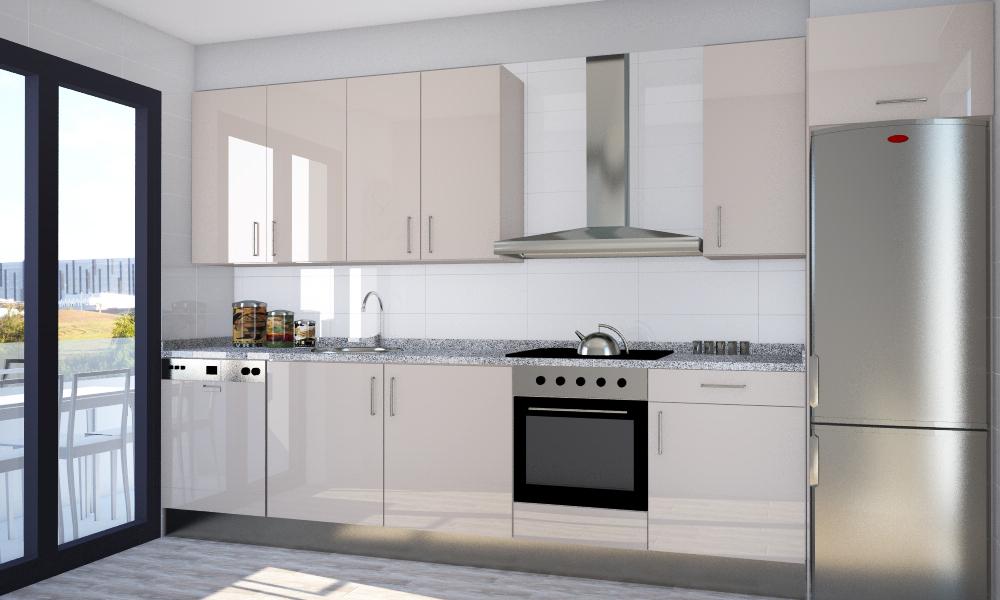 Colores de cocinas en prado de la vega nueva promoci n for Comprar gabinetes de cocina