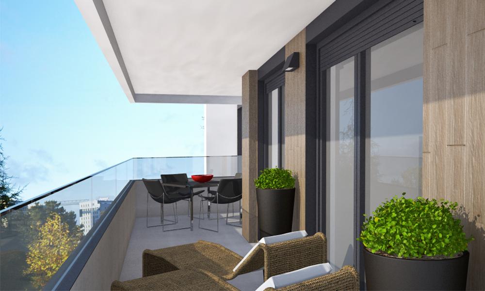 As vemos las terrazas adecursos for Remate de terrazas