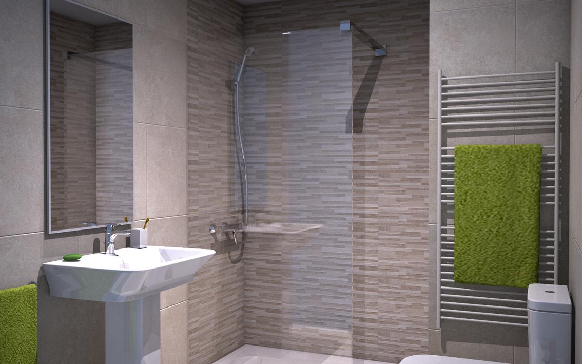 Azulejos Baño Saloni:Edificio Lúmina » Cerámicas Saloni, otras propuestas
