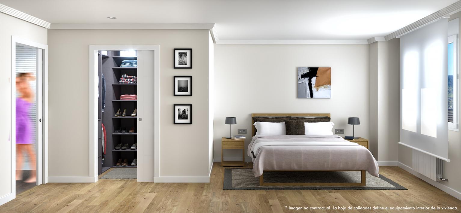 Edificio Soleo, armarios empotrados y vestidores – ADECURSOS