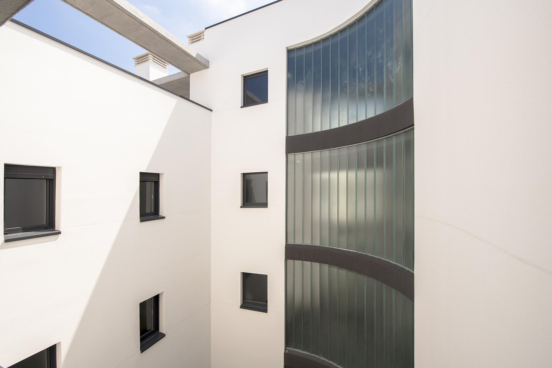 Edificio Soleo arquitectura