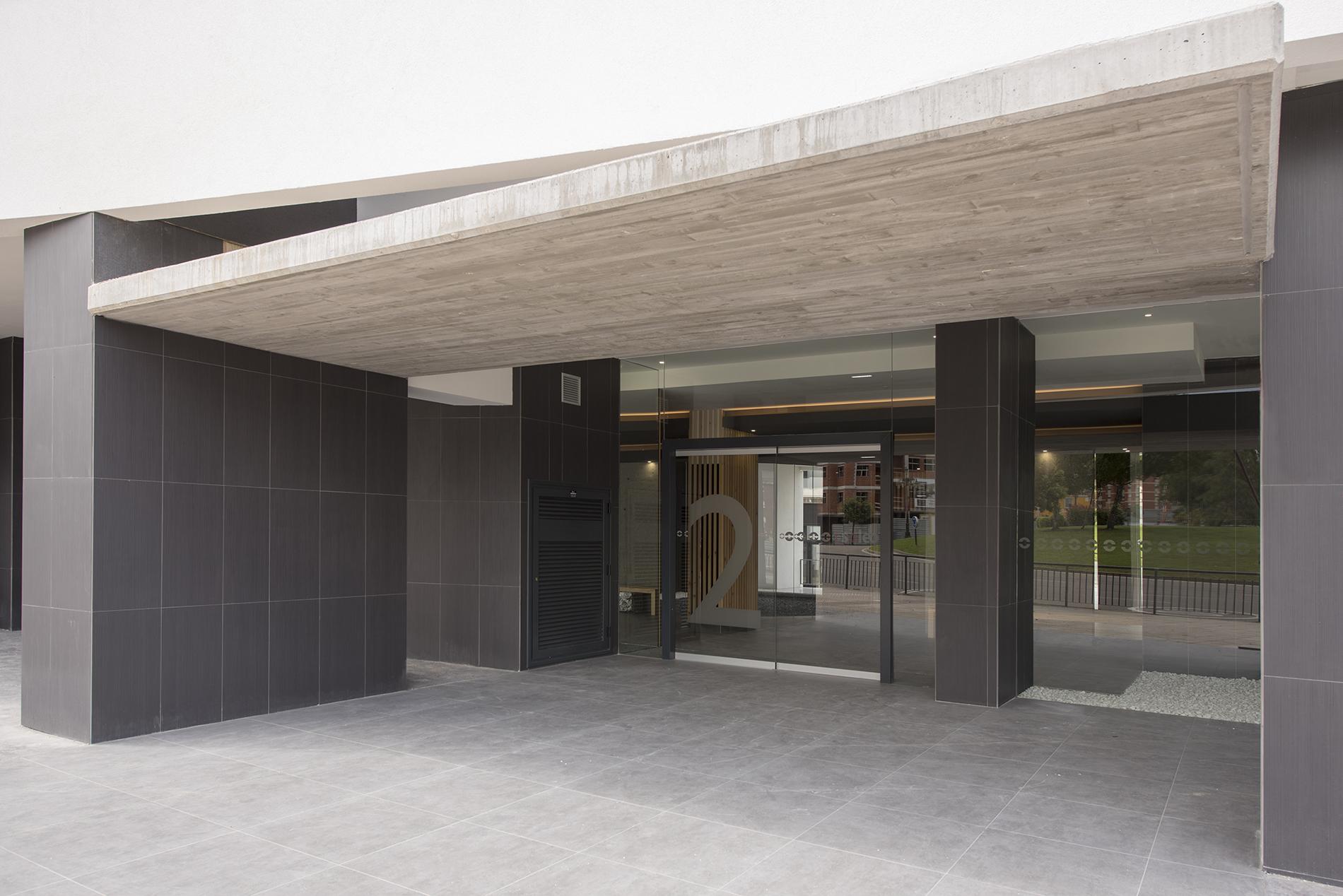Edificio Soleo exterior