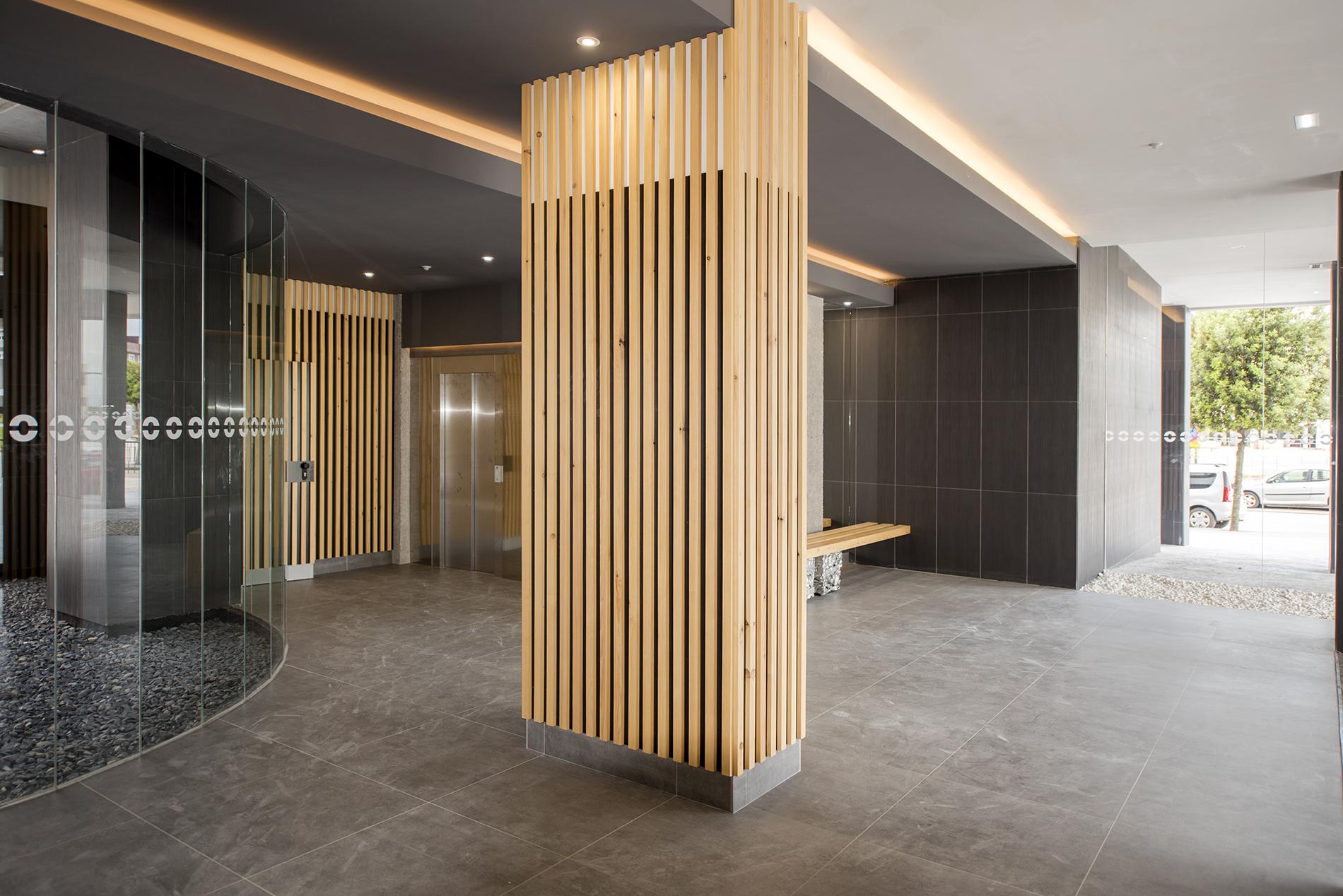 Edificio Soleo portal